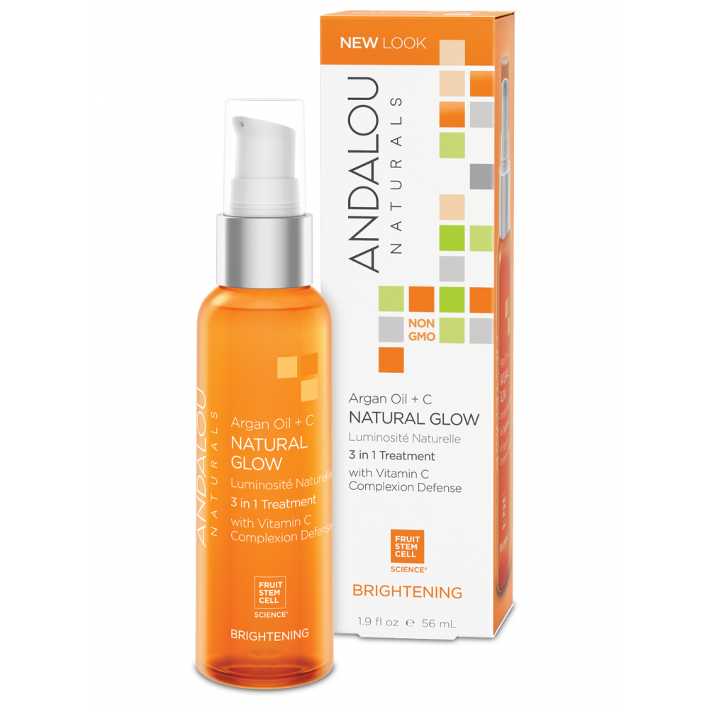 Dầu Argan + Omega Natural Glow 3 in 1 Treatment - 25201