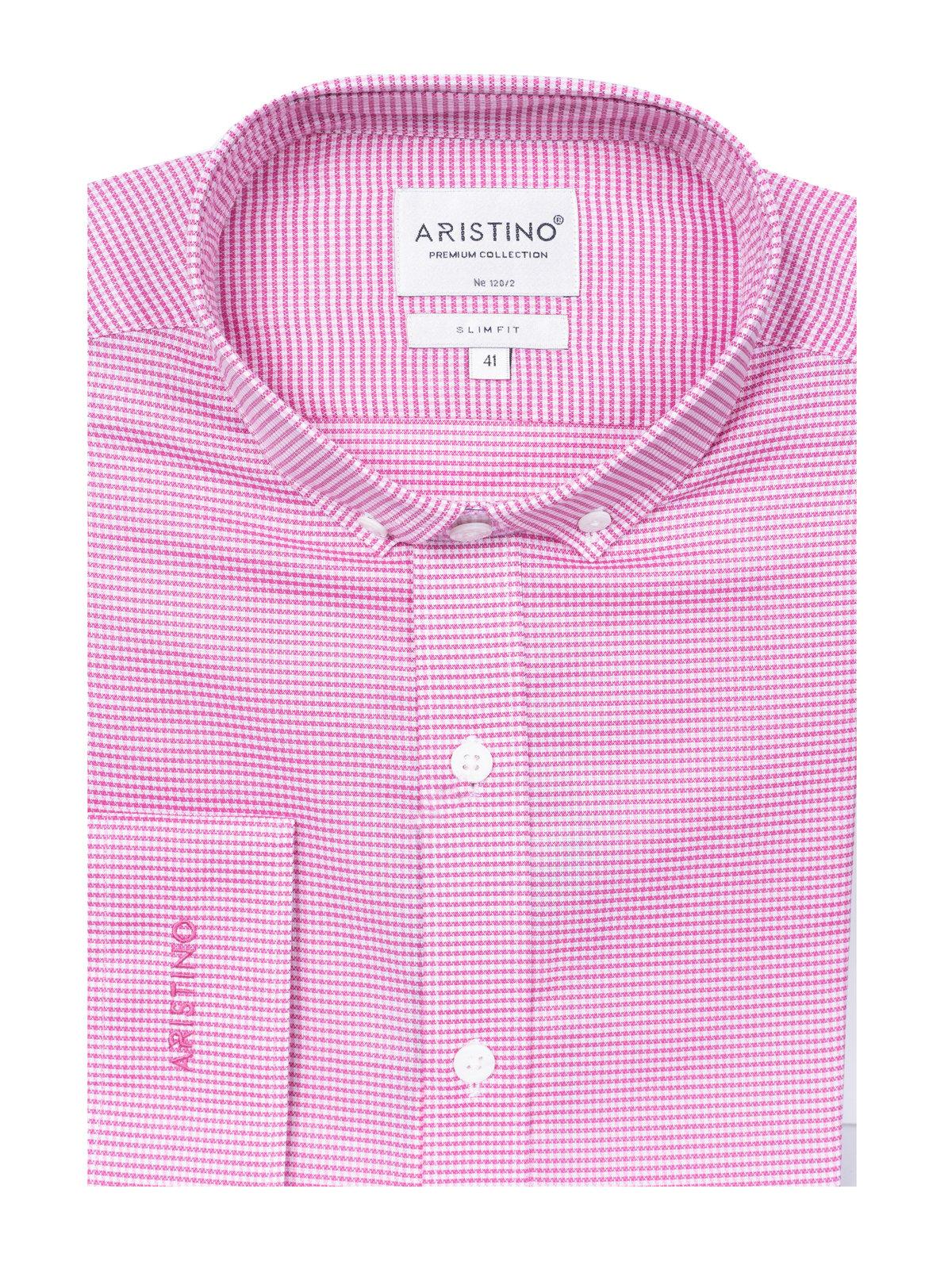 Áo sơ mi nam sọc hồng trắng Aristino ALS17-CO29 - ALS17CO29-01/01,498_1011893478,1250000,aristino.com,Ao-so-mi-nam-soc-hong-trang-Aristino-ALS17-CO29-498_1011893478,Áo sơ mi nam sọc hồng trắng Aristino ALS17-CO29