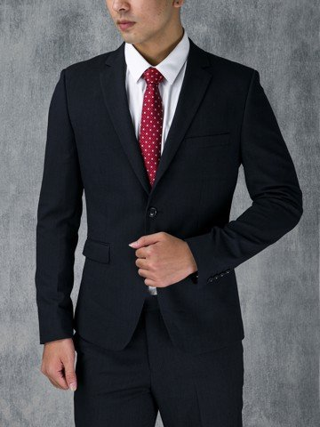Bộ suits nam Aristino ASU007W7