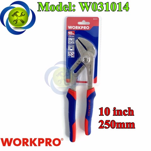 Kìm mỏ quạ Workpro W031014 250mm 10 inch