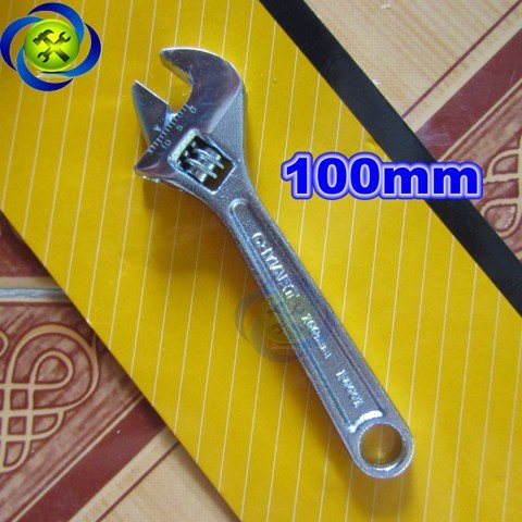 Mỏ lết mini 4 inch 100mm C-MART F0001-04