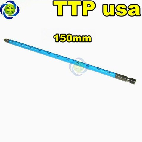 Mũi vít bake PH2 6.35 X 150mm TTP usa 962-22-1502