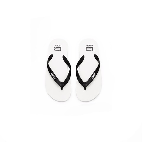 LIDER SLIPPER WHITE