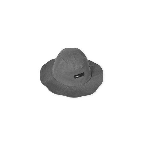RUFFLE Hat GREY