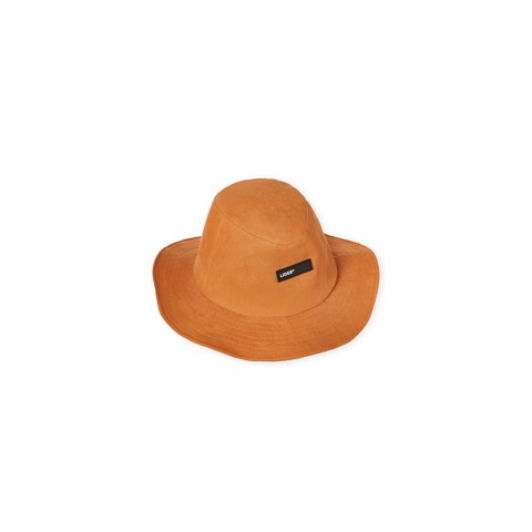 RUFFLE Hat ORANGE