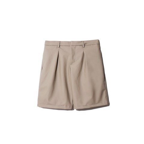 FAUX Shorts BROWN