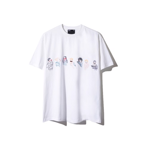 PORTRAIT Tee WHITE