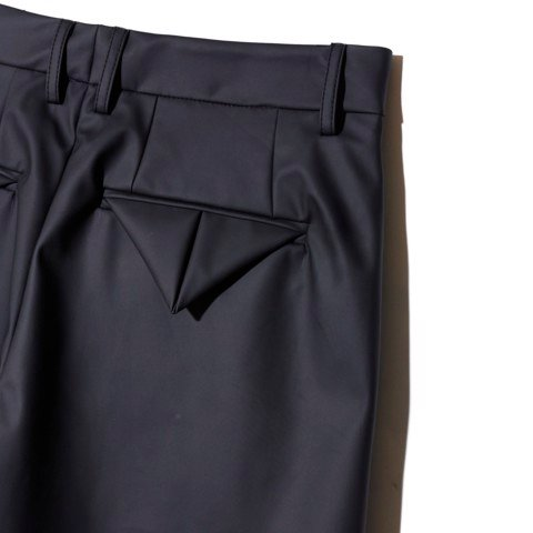 FAUX Shorts BLACK