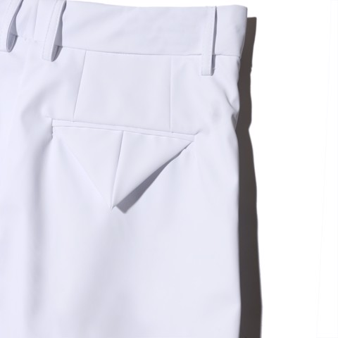 FAUX Shorts WHITE