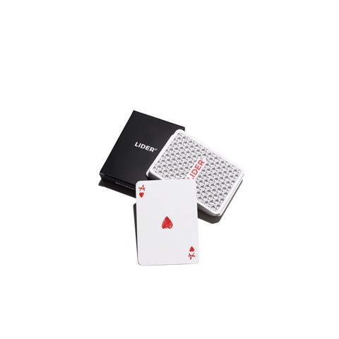LIDER Playing Card