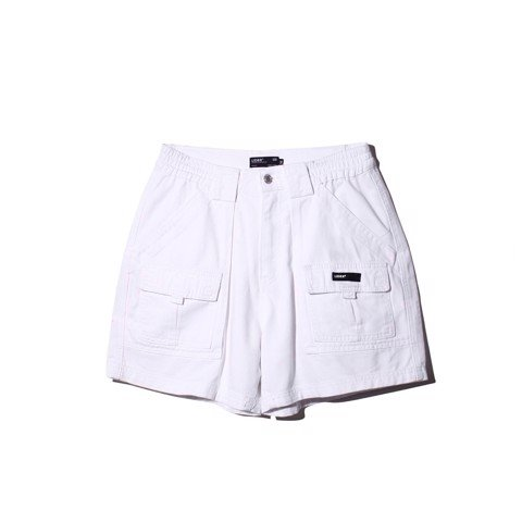 ROCKET Shorts WHITE