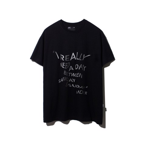 BAD DAY Tee BLACK