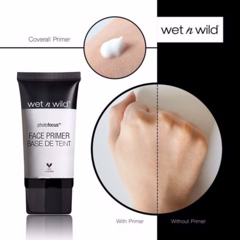 Wet N Wild CoverAll Face Primer 25ml