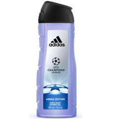 Adidas Champions League Arena Edition shower Gel For Men 400ml