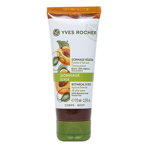 Yves Rocher Bonitical Scrub Apricot Powder 75ml