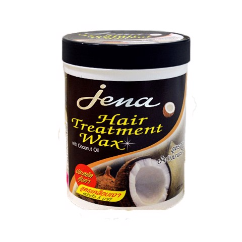 Kem ủ tóc tinh dầu dừa Jena Coconut Hair Treatment Wax 500ml