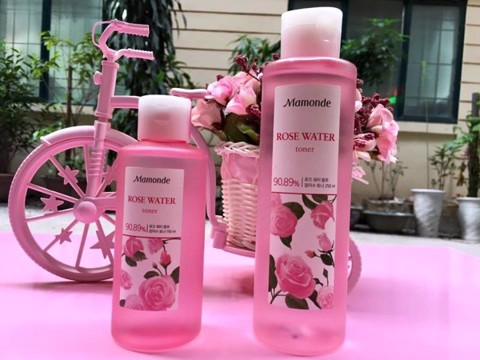 Mamonde Rose Water 90.89% Toner 150ml