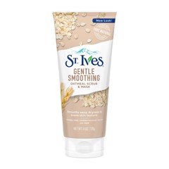 St.Ives Smooth & Nourished Scrub + Mask Oatmeal 170g