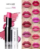 Wet N Wild Megalast Lip Color #No.905D Smoking Hot Pink