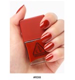 Sơn Móng Tay 3CE Red Recipe Long Lasting Nail Lacquer 10ml #RD08