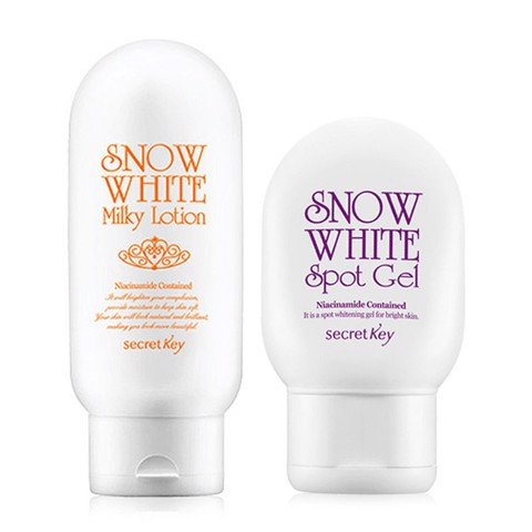 Secret Key Snow White Milky Lotion 120ml