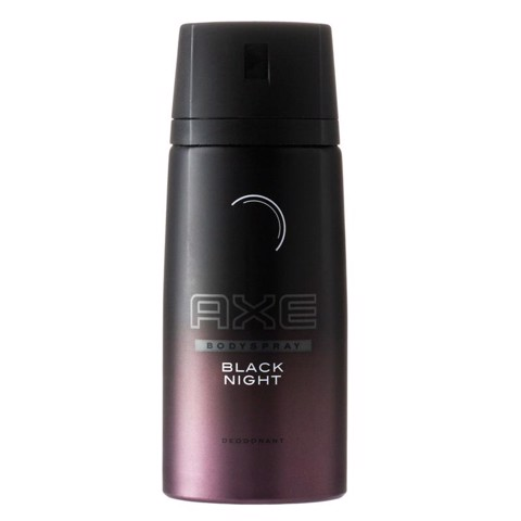 Axe Body Spray 150ml #Black Night