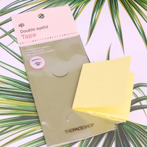 Miếng Dán Kích Mí The Face Shop Daily Beauty Tools Double Eyelid Tape