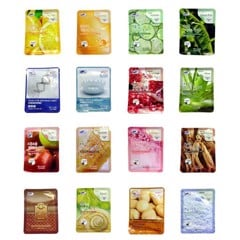 3W Clinic Fresh Mask Sheet 23mlx10