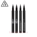 3CE Super Slim Pen Eye Liner #Burgundy Brown