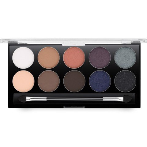 ODBO 12 colour Alluring Palette Eyeshadow (2 option)