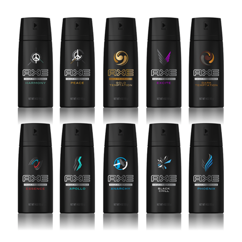 Axe Body Spray 150ml #Anarchy