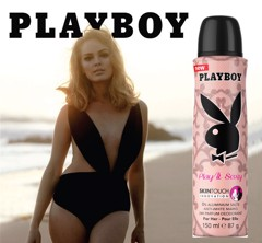 Playboy 24h Parfum Deodorant For Her - Play It Sexy 150ml