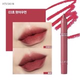 It's Skin Life Color Lip Crush Over-Edge (7 option)