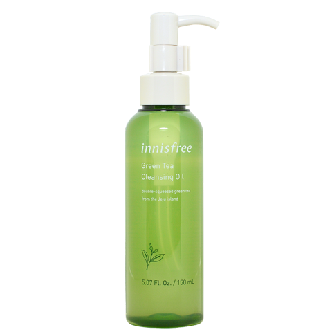 Image result for INNISFREE - Dầu Tẩy Trang Green Tea Cleansing Oil