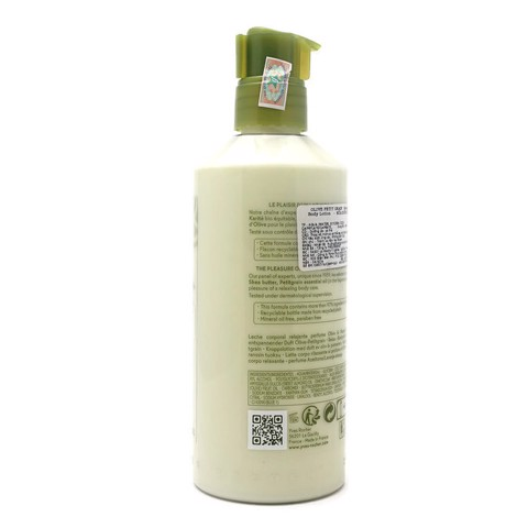 Sữa Dưỡng Thể Yves Rocher Olive Petit Grain Lait Corps Relaxant Body Lotion 390ml