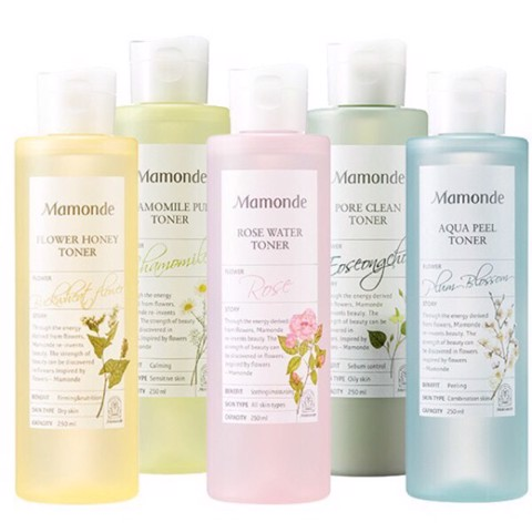 Mamonde Aqua Peel Toner 250ml