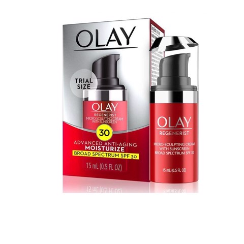 Kem Dưỡng Olay Regenerist Micro-Sculpting Advance Anti-Aging Cream SPF30 15ml