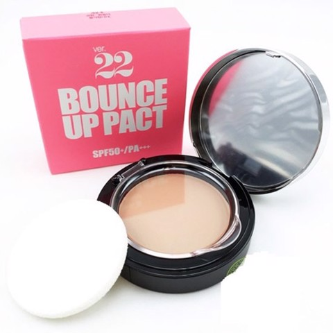 Chosungah Bounce Up Pact Ver 22 SPF 50/PA++ 11g #01