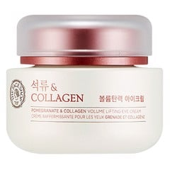 Kem chống lão hóa The Face Shop Pomegranate And Collagen Volume Lifting Cream 100ml
