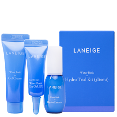 Bộ Kit Dưỡng Da  Laneige Water Bank Moisture Kit 3 Items