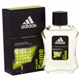Adidas Eau De Toilette For Men 100ml #Pure Game