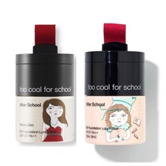 Kem nền trang điểm 3 trong 1 Too Cool For School After School BB Foundation Lunch Box 2 Tone Màu