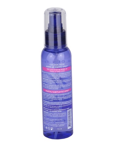 Golden Rose Gr Make - Up Fixing Spray 120ml