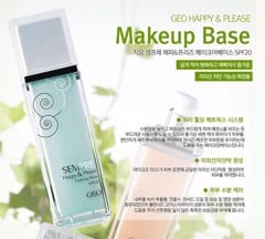 Geo Sempre Happy & Please Make Up Base SPF20 40ml