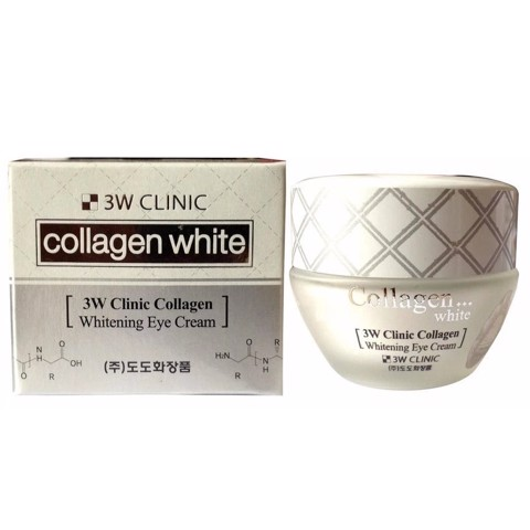 3w Clinic Collagen Whitening Eye Cream 35ml