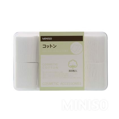 Miniso Cosmetic Cotton Pads 800 pcs