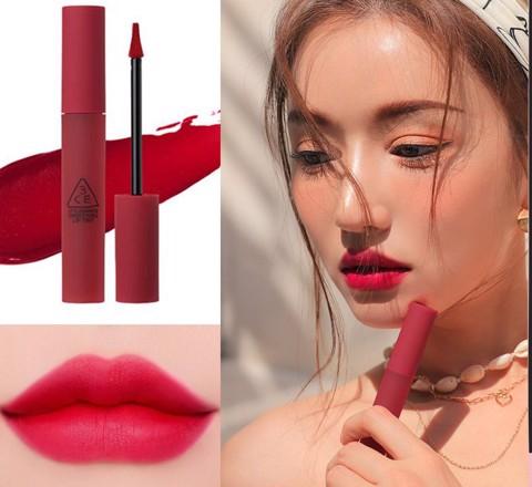 Son Kem 3CE Smoothing Lip Tint #Shameless - Hồng đỏ – BellaDonna Cosmetics  (HCM)