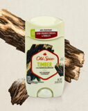 Lăn Khử Mùi Nam Old Spice Timber With Sandalwood Anti-Perspirant & Deodorant 73g [Mỹ]