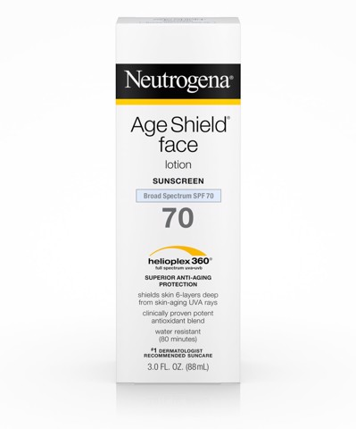 Kem Chống Nắng Neutrogena Age Shield Face Lotion Sunscreen SPF70 88ml