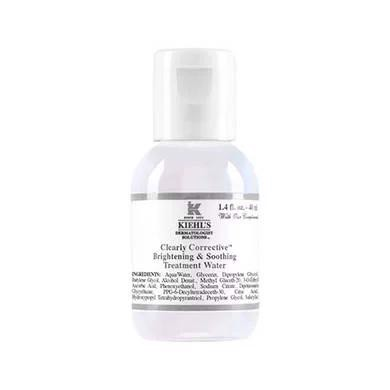 Nước Hoa Hồng Làm Sáng Da Kiehls Clearly Corrective Brightening Soothing Treatment Water 40ml
